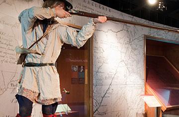 Fort Pitt Museum (Fort Duquesne)