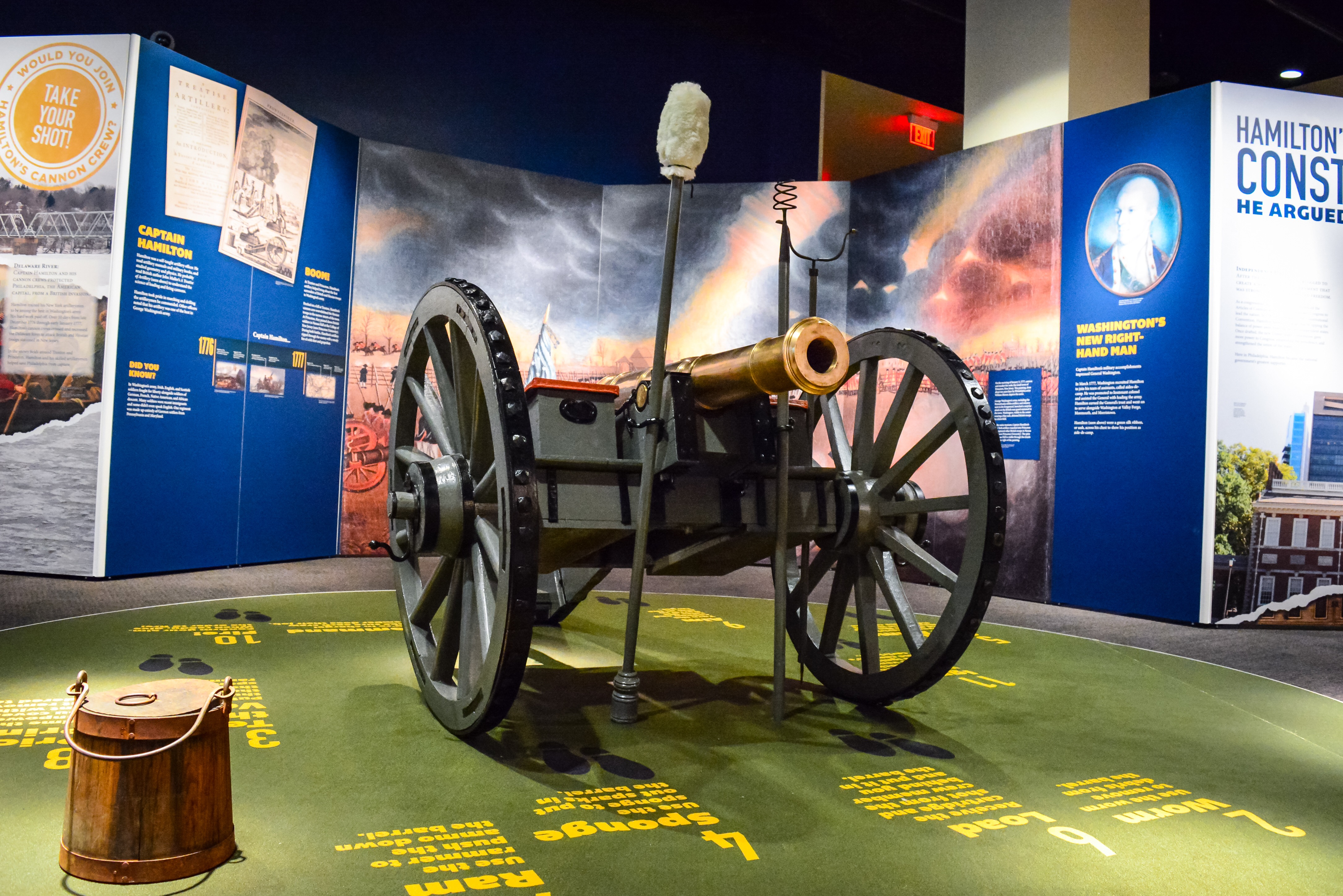 Road Trip to Philadelphia's Museum of the American Revolution