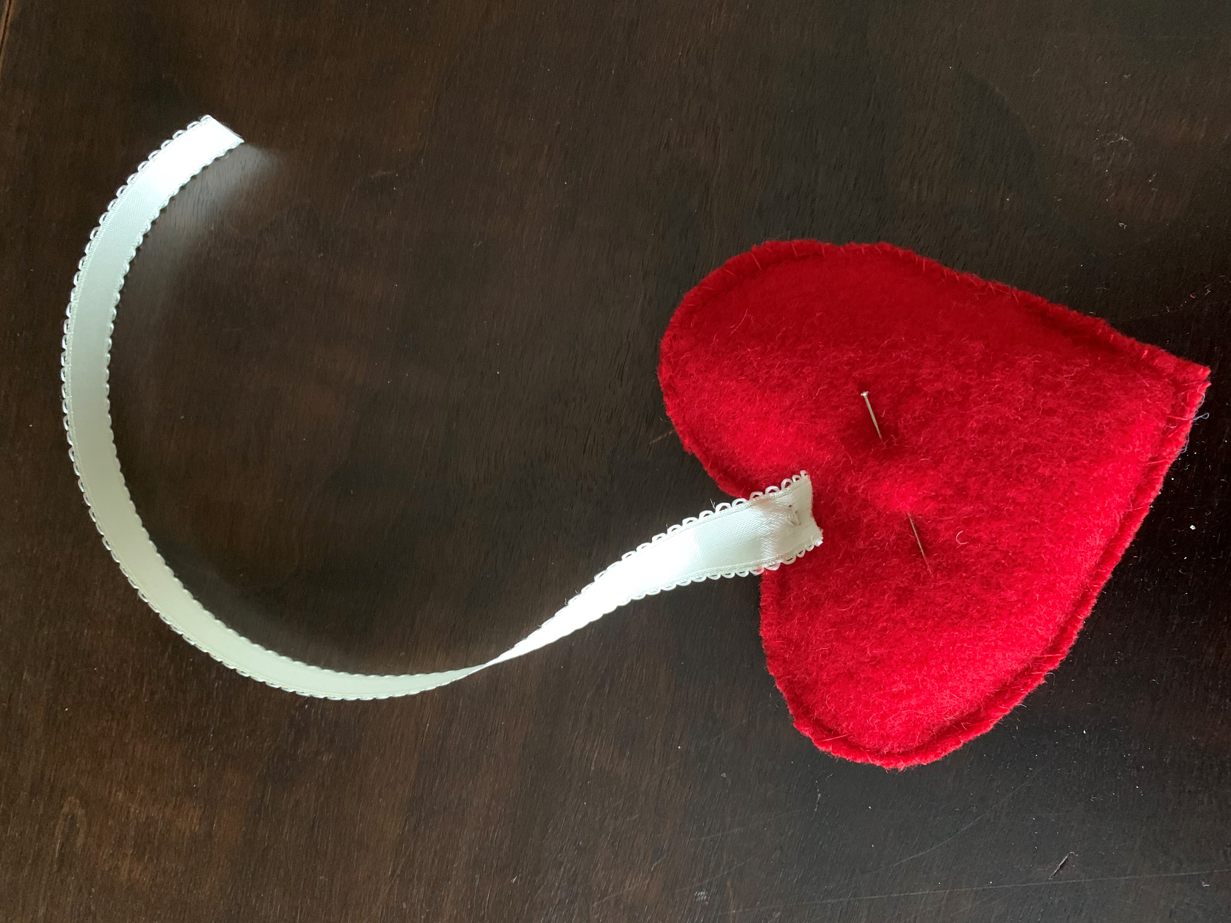 Have a Heart: 18th Century Sewing Activity
