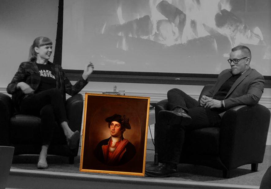 "Virtual Tipsy History ""The Birthday Roast of George Washington"""
