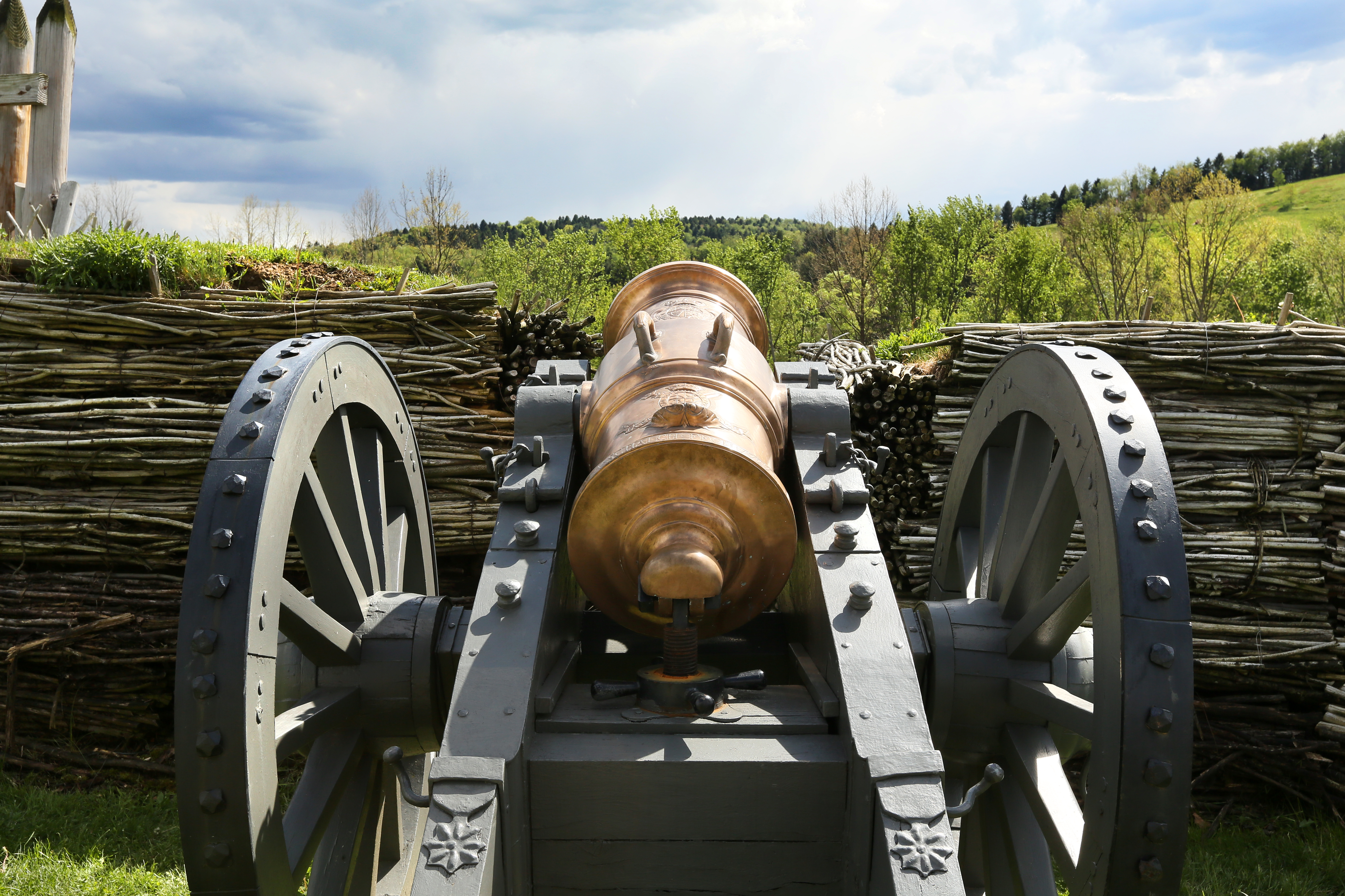 Cannons and Cocktails – Rain or Shine!