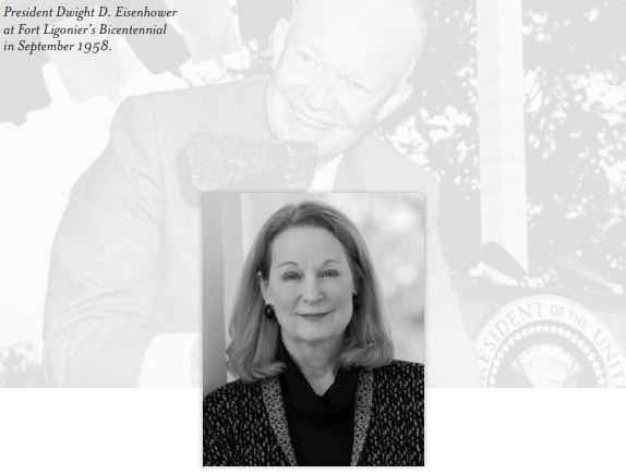 A Special Lecture and Book Signing by Award-Winning Author Susan Eisenhower